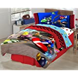 Super Mario The Race Is On Sheet Set, Twin