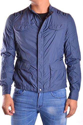 Costume National Men's Mcbi074021o Blue Polyamide Outerwear Jacket (Costume National)
