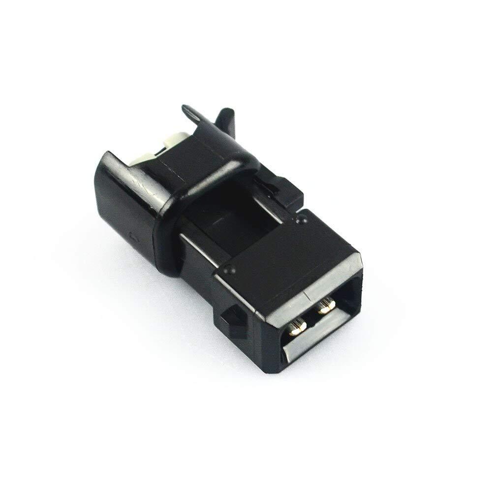 10PCS//SET EV1 Fuel Injector Connectors For many car Injector Plug Wholesales