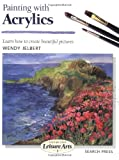 Painting with Acrylics, Wendy Jelbert, 0855328401