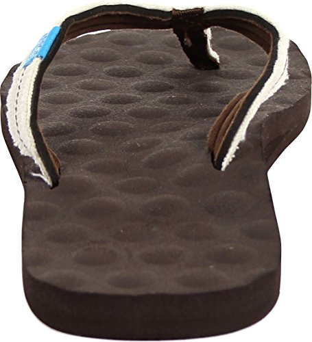 White Tan Womens Misty Sandals Freewaters 4qS8XU