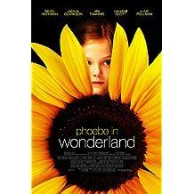 Phoebe in Wonderland Poster Movie 11x17