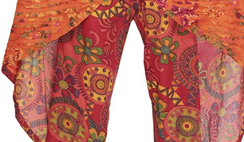 Aakriti Gallery - Pantalón - para mujer naranja