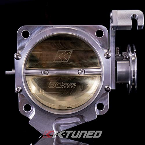 K-Tuned 80mm Throttle Body w/K-Series IACV and MAP ports - K-Series TPS