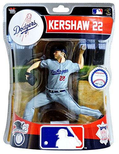 Imports Dragon 2017 Clayton Kershaw Los Angeles Dodgers