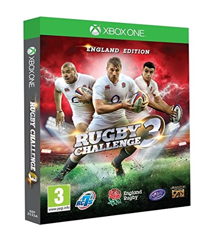 Rugby Challenge 3: England Edition [Xbox One] by Tru Blu
