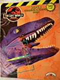 The Lost World Jurassic Park Super Coloring & Activity Book