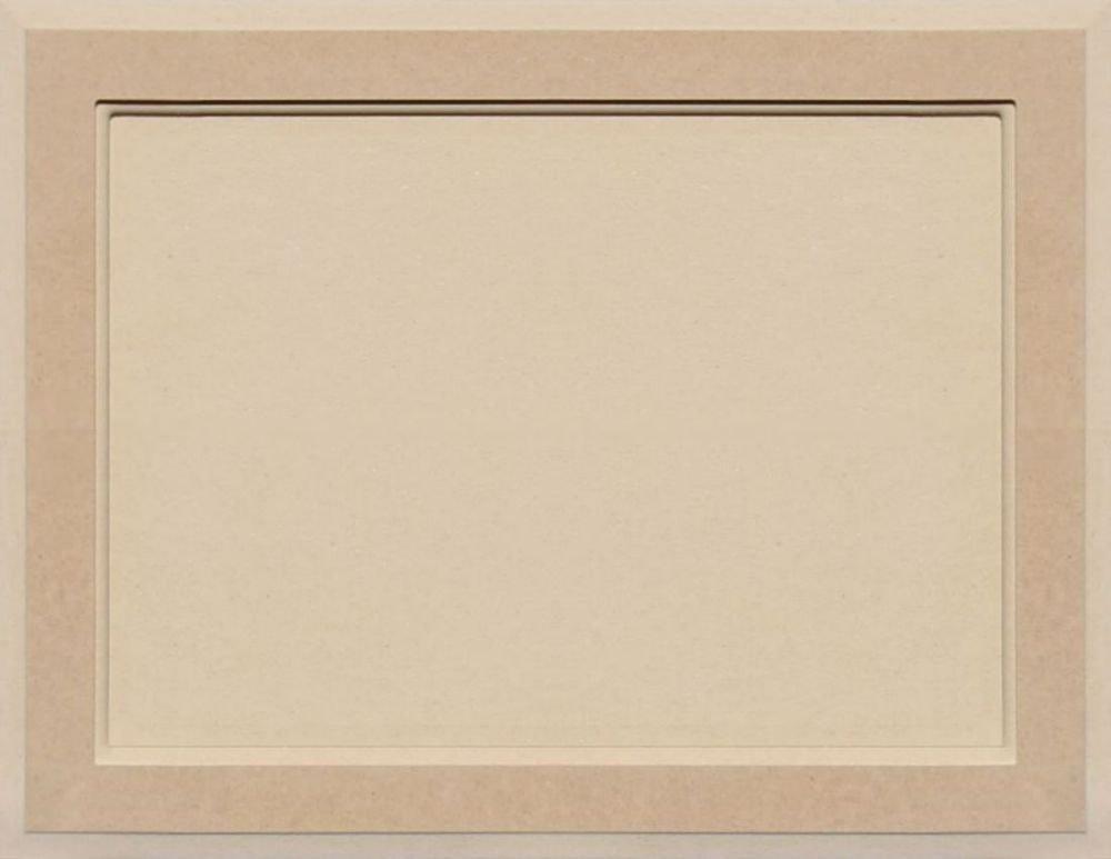 Unfinished MDF Square Flat Panel Cabinet Door by Kendor, 17H x 22W Kendor Wood Inc.