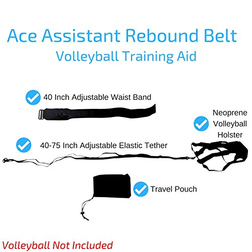 Review Volleyball Training Equipment Ball