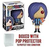 Funko Pop! Anime: Tokyo Ghoul - Touka Kirishima Vinyl Figure (Bundled with Pop BOX PROTECTOR CASE)