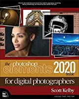 The Photoshop Elements 2020 Book for Digital Photographers Front Cover