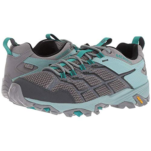 (メレル) Merrell レディース ランニング?ウォーキング シューズ?靴 Moab FST 2 Low Waterproof [並行輸入品]