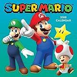 Super Mario 2019 Wall Calendar