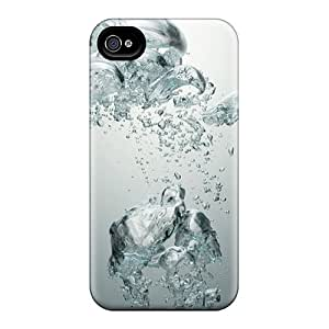 Case Cover Water Bubbles/ Fashionable Case For Iphone 4/4s