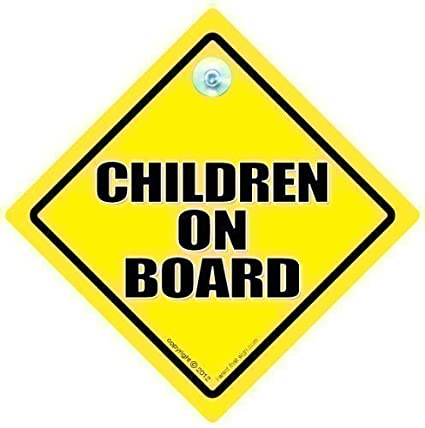 Car Signs Baby ON Board Child ON Board Baby Car Stickers