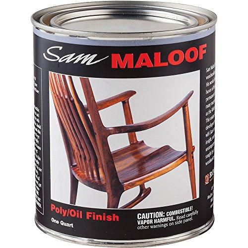 Rockler Sam Maloof Poly/Oil Finish Quart