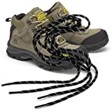 SODIAL(TM) Hiking Walking Boot Laces / Skate Shoelaces