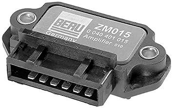 Beru AG 0040401015 Unidad de mando, sistema de encendido: Amazon.es: Coche y moto