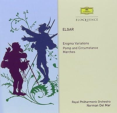 Elgar: Enigma Variations / Pomp & Circumstance Mar