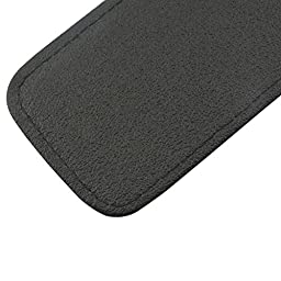 Rancco® Extended Gaming Computer Pad and Mouse Keyboard Wrist Rest Combination, 14.5\