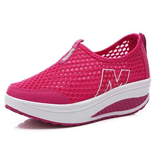 2 Solshine Baskets Pour Femme Pink qBT4IBxw7