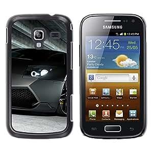 EJOY---Cubierta de la caja de protección la piel dura para el / Samsung Galaxy Ace 2 / --Coche de carreras