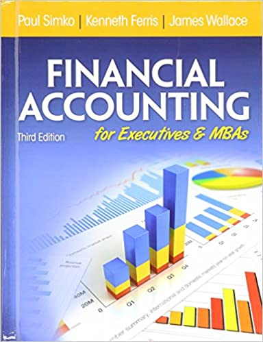 Financial accounting for executives and mbas paul j simko financial accounting for executives and mbas paul j simko 9781618530462 amazon books fandeluxe Images