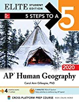 5 Steps to a 5: AP Human Geography 2020 Elite Student Edition