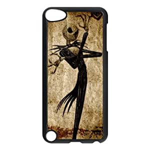 Fayruz- The Nightmare Before Christmas Case for iPod Touch 5, 5th Generation Cases, Hardshell Snap-On Plastic iPod Cover W-P5d563