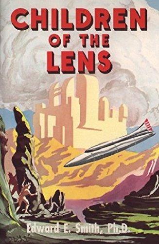 Smiths Lens - Children of the Lens (The Lensman Series Book 6)