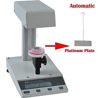 Tensiómetro de superficie automática VTSYIQI con sensor de tensión ...