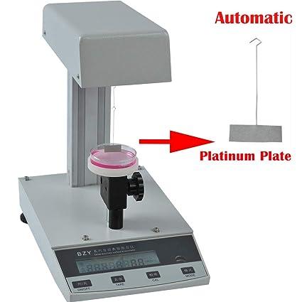Amazon.com: VTSYIQI - Tensiómetro automático de superficie ...