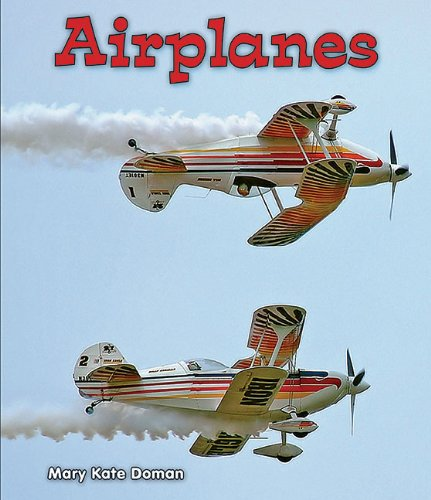 Airplanes (All about Big Machines) pdf