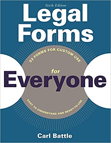 Legal Forms For Everyone Leases Home Sales Avoiding Probate - Easy legal forms