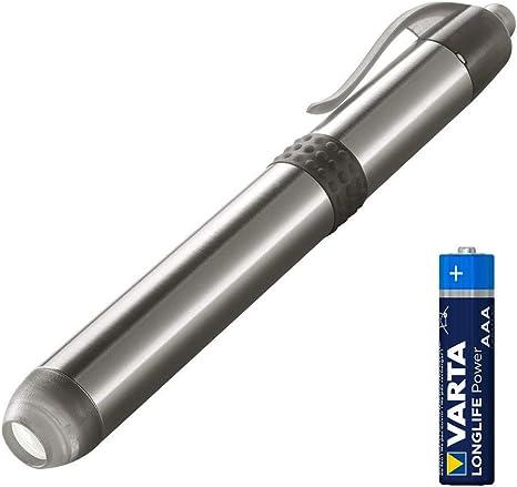 USB LED Taschenlampe Medical Handy Stift Licht Hand Taschenlampe Clip Tasche Sti