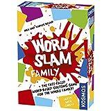 Thames & Kosmos 691172 Word Slam Family Multiplayer Board Game, Multi