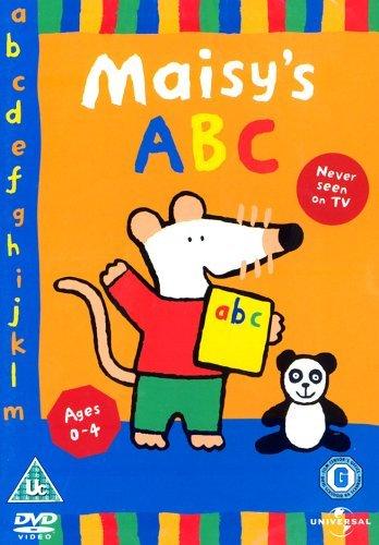 Maisy: Maisy's ABC [DVD] B01I073QAA