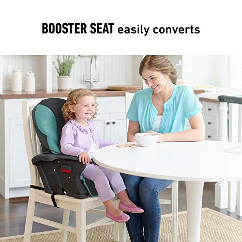 51E%2B6aFSBiL - Graco DuoDiner LX High Chair, Converts To Dining Booster Seat, Groove