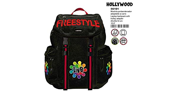 Amazon.com : Perona Hollywood Adaptable Laptop Backpack 45cm : Office Products