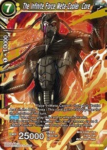 BT2-110 SR Cooler Blood of the Tyrant Clan Dragon Ball Super Card