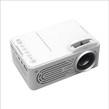 PL Proyector, Pantalla Full HD 1080P y 170 Compatible con TV ...