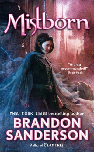 Image result for mistborn cover