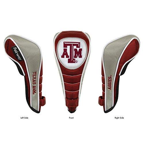 Team Effort Texas A&M Aggies Shaft Gripper Fairway Headcover ()