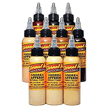 Amazon.com: Eternal tattoo ink sets - Pick your choice (100 ...