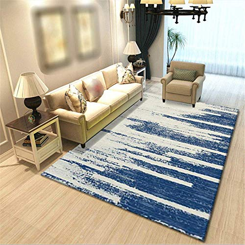 Vvlo Carpet Salon Liquidations Area Rugs Carpets Strip Bedroom Grand Vintage Contemporary Dinning Rugs Soft Kids Bedroom Room Fashion (Color : A, Size : 160x230cm) (Area Rugs Liquidation)