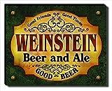 Weinstein Beer & Ale Stretched Canvas Print