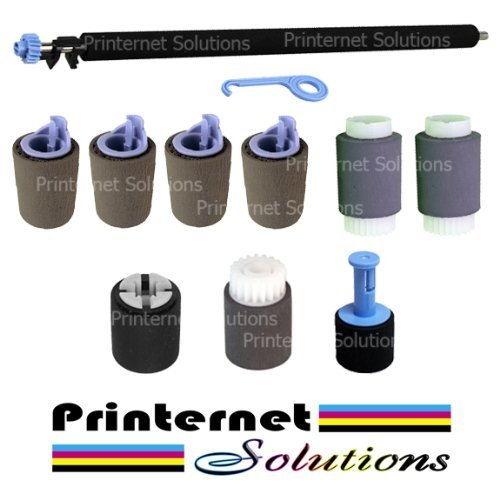 Maintenance Roller Kit Plus for HP LJ P4014/P4015/P4515/ Trays 1,2,and - Time Fedex Ground Shipping