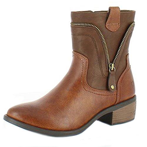 Heavenly Feet Fontana Boots Brown - UK 6.5, Brown