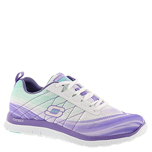 nbsp;pretty Da prgr Please Flex Donna Appeal Skechers Violett Sneakers AwqEx7nv