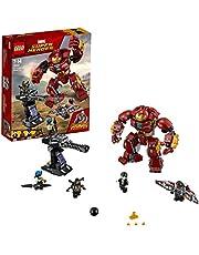 LEGO Super Heroes - Duello con l'Hulkbuster, 76104